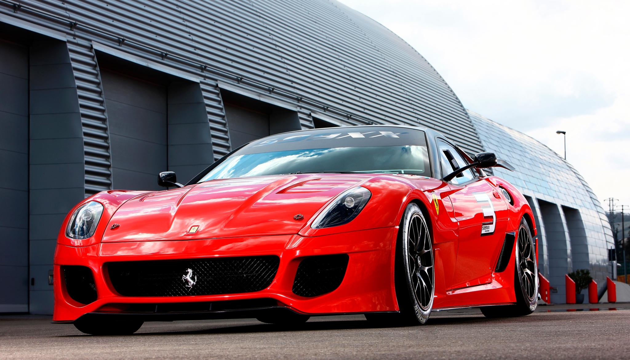 Ferrari Limited Editions Ferrari 599XX