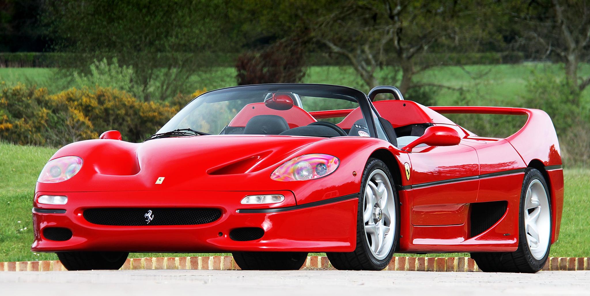 Ferrari Limited Editions Ferrari F50