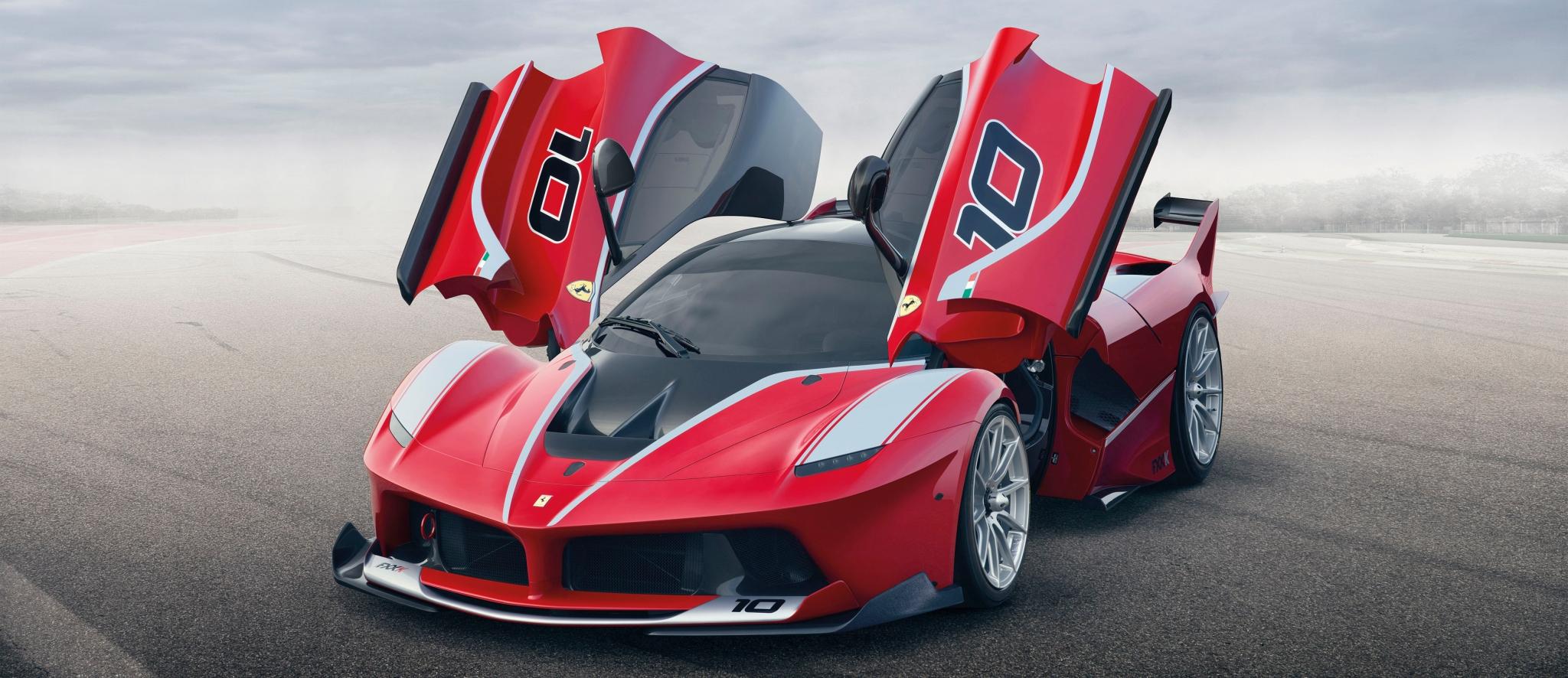 Ferrari Limited Editions Ferrari FXX K