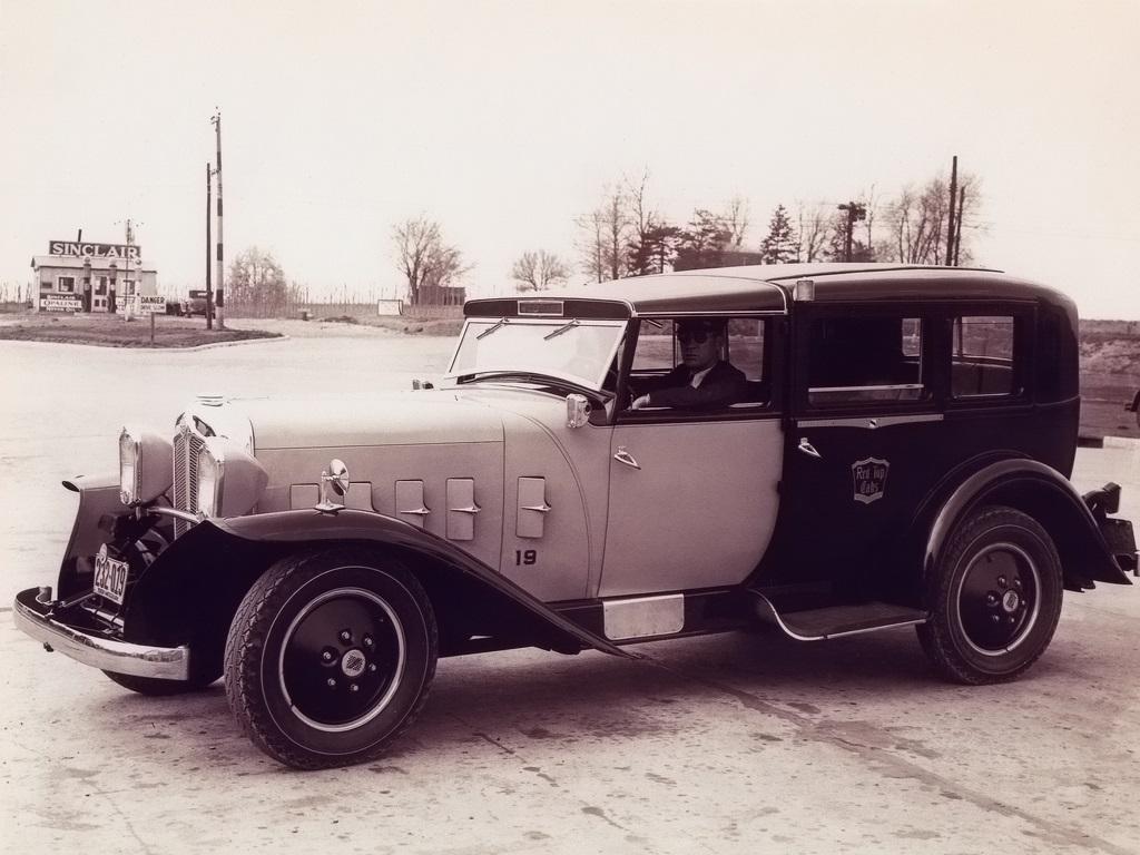 TAXI Checker Model M 1931