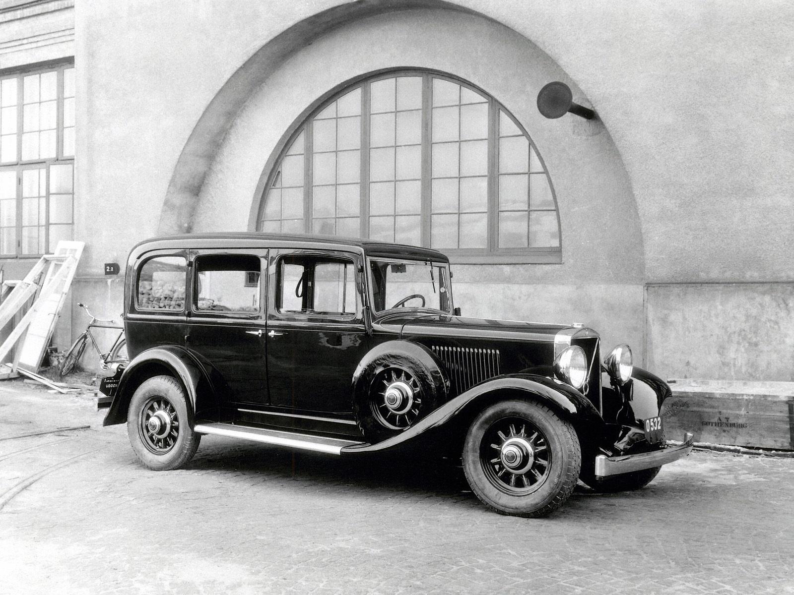 TAXI Volvo TR701 1935