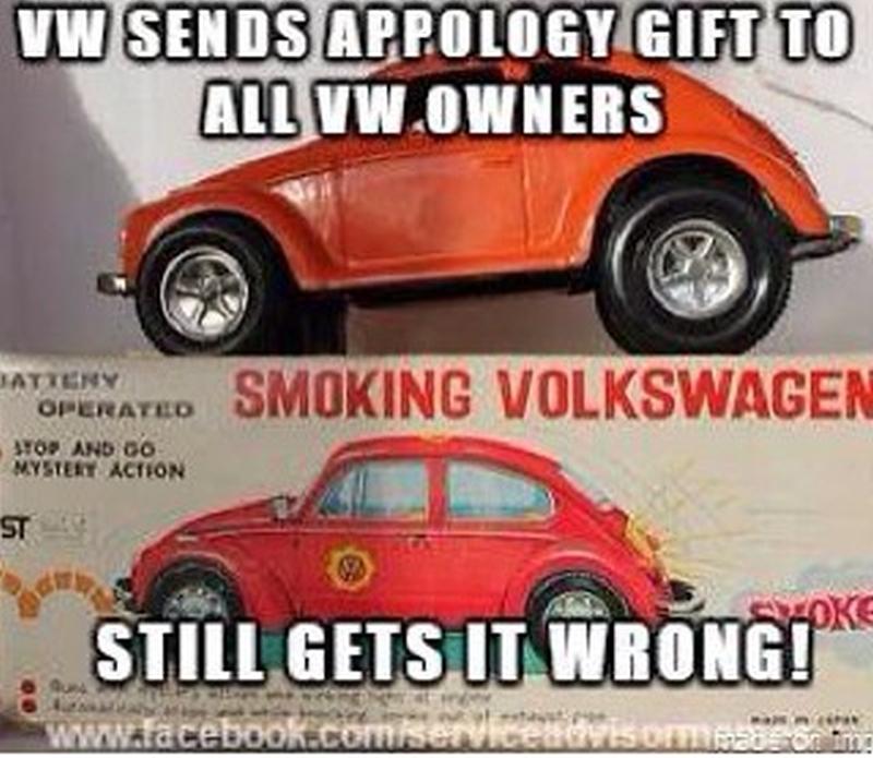 Volkswagen Dieselgate Grappen 009