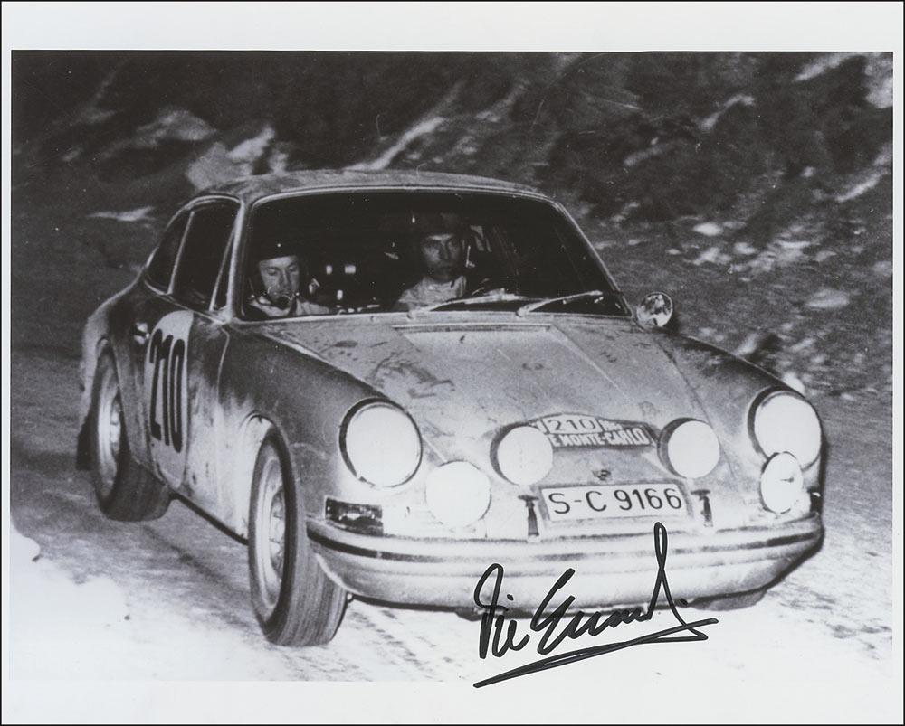 Porsche 911 Rally Monte Carlo