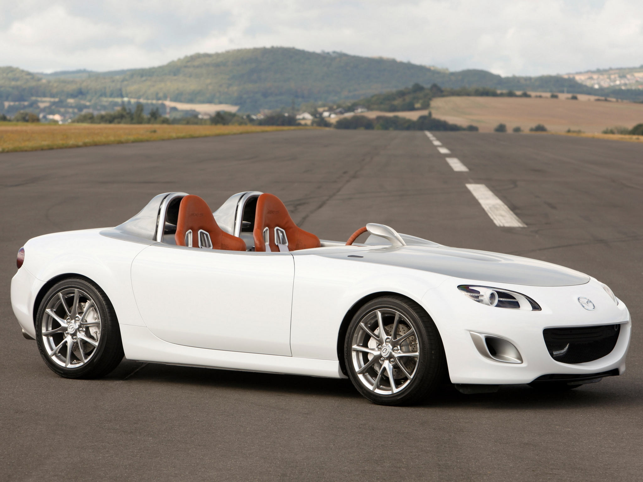 Mazda MX-5 Superlight Concept 2009