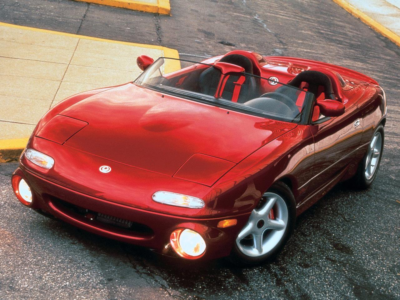 Mazda Miata Speedster Concept 1991