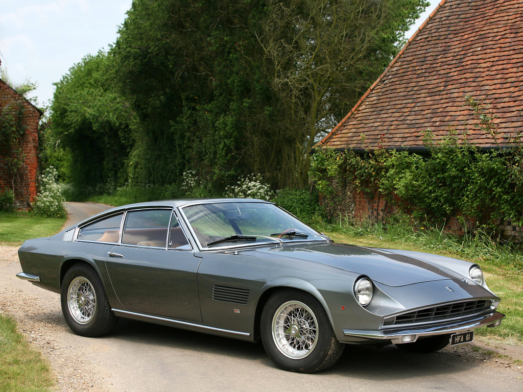 Monteverdi High Speed 375L by Frua '1968-69