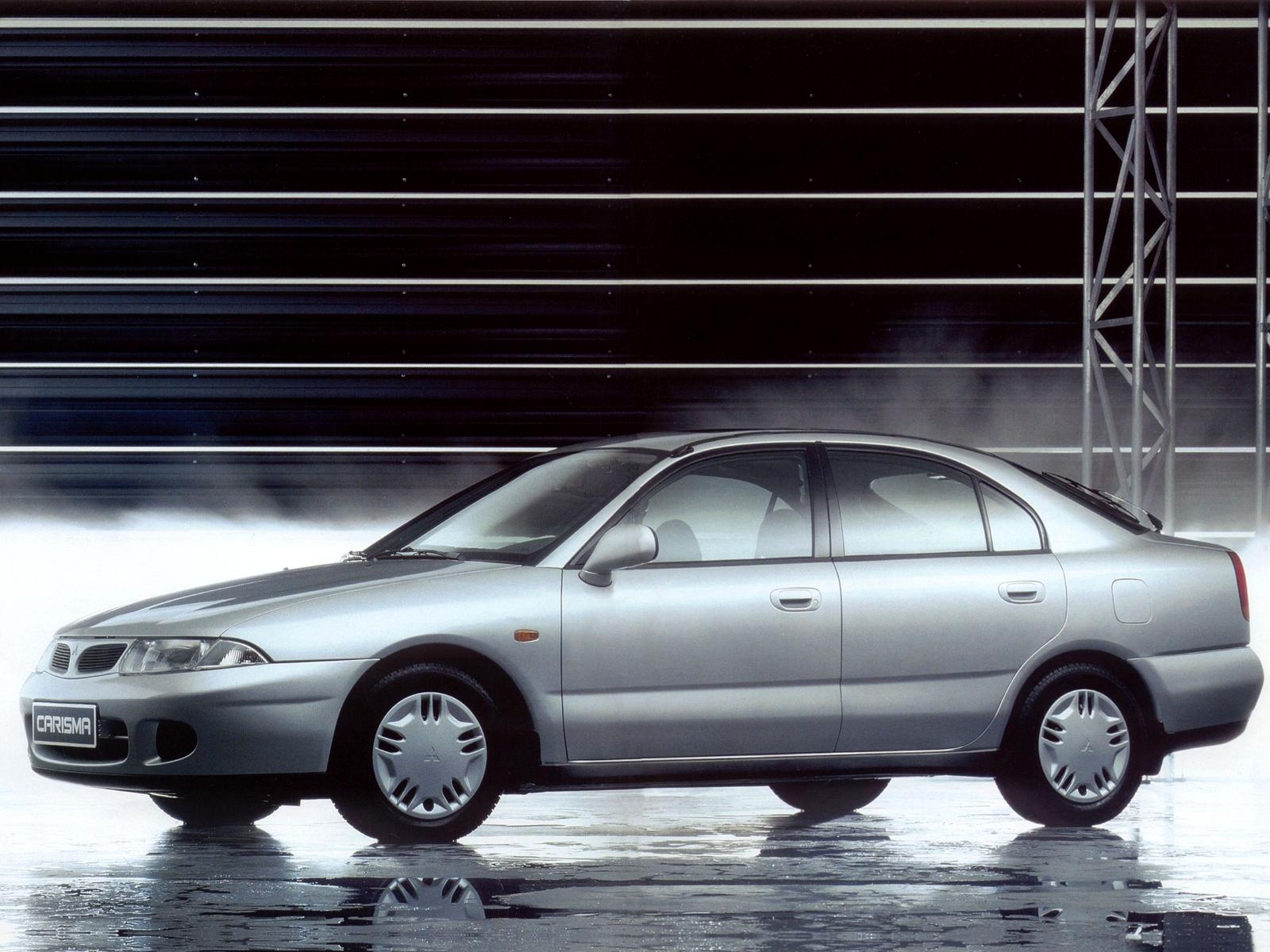 NEDACR Mitsubishi Carisma