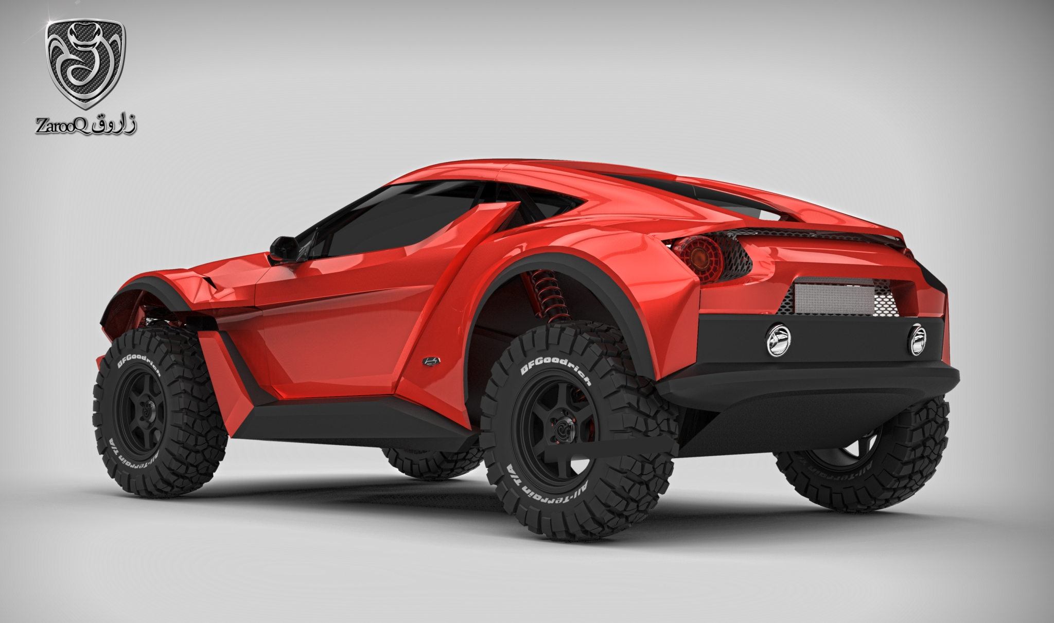 Zarooq Motors Sand Racer 001