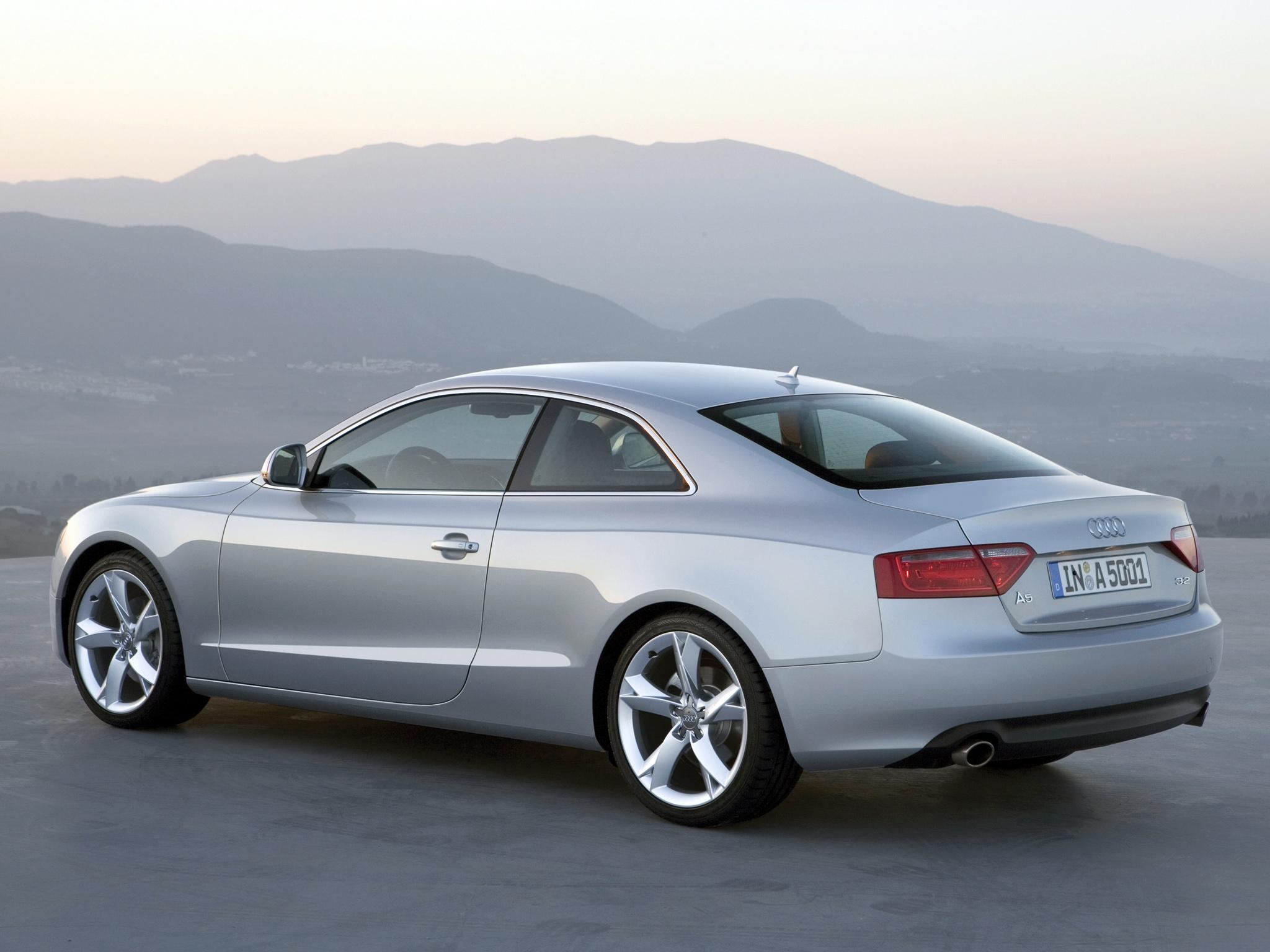 Audi A5/Standbild