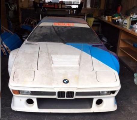 1977-BMW-M1-E26-Prototype