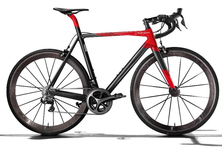 Audi fiets