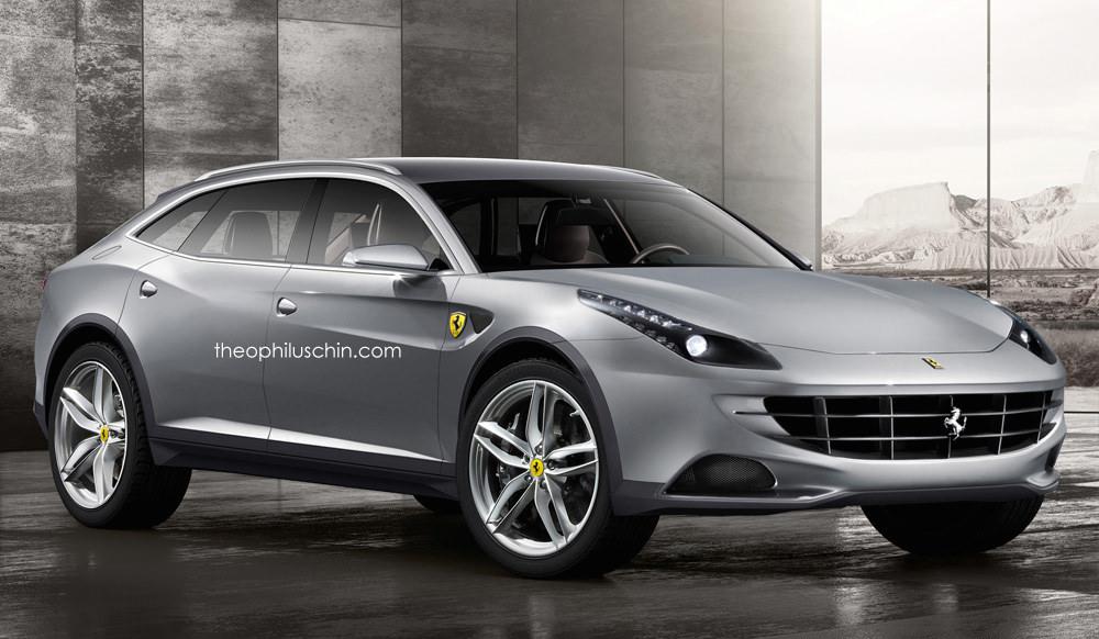 Ferrari-FX-SUV