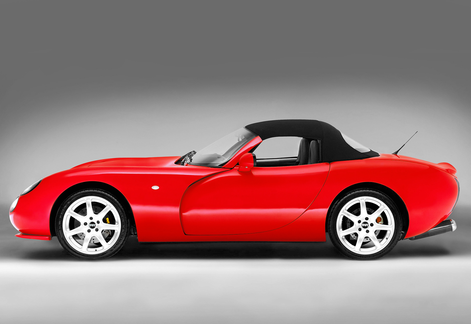 TVR Tuscan S Convertible
