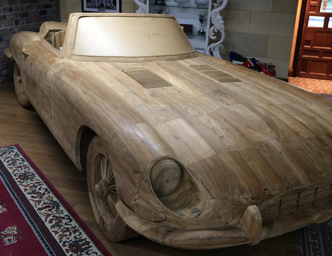 houten e-type