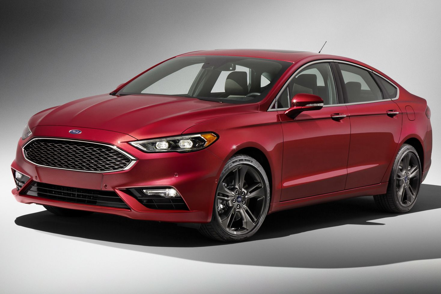 Ford Fusions