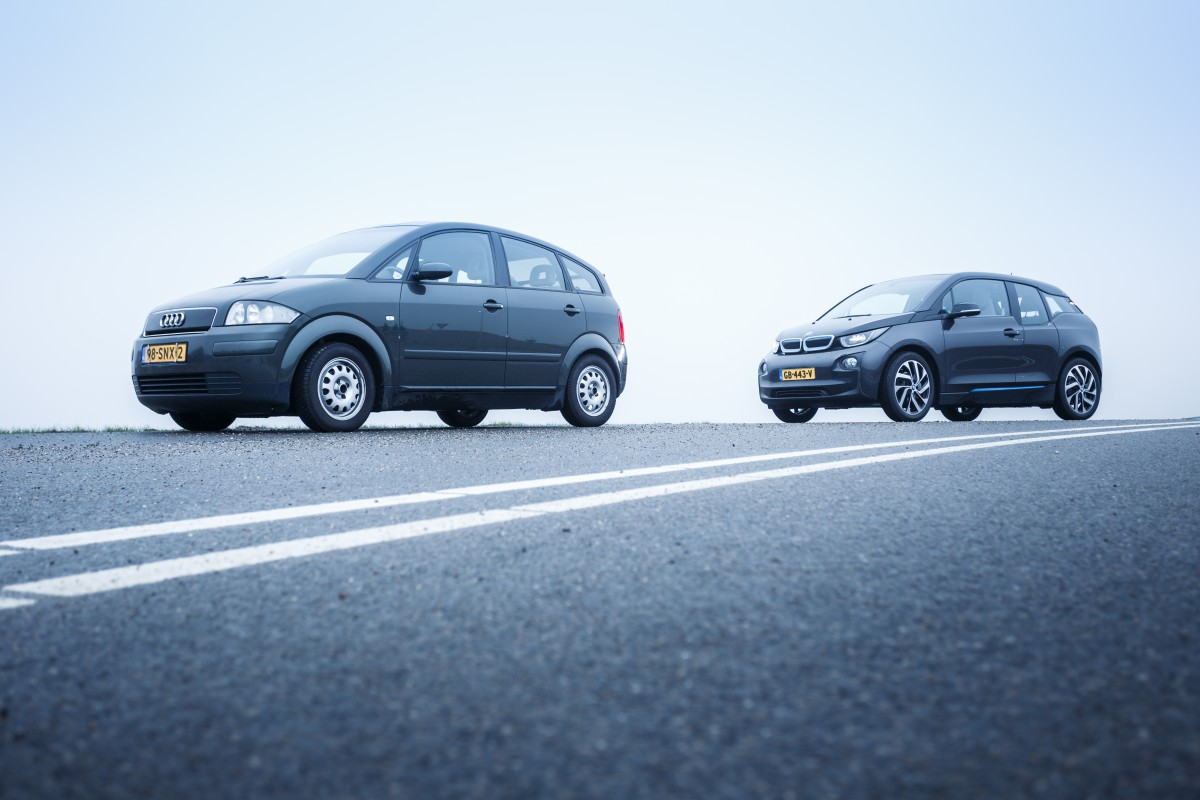 AUDI A2 VS BMW I3_Jerome_Wassenaar_mg_5724