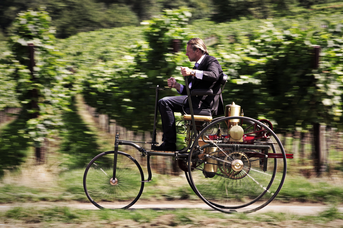 Benz Patent Motorwagen Henk van den Hurk 001
