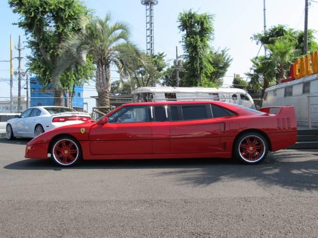 Ferrari F40 Limousine 004