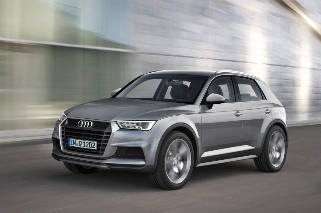 GENEVA 2016 Audi Q2 Schulte Design