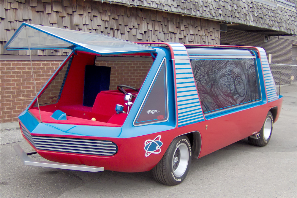 George Barris The Love Machine SuperVan 001