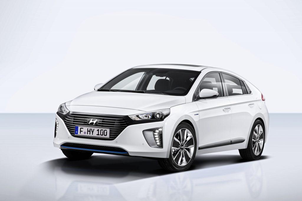 Hyundai Ioniq Hybrid 003