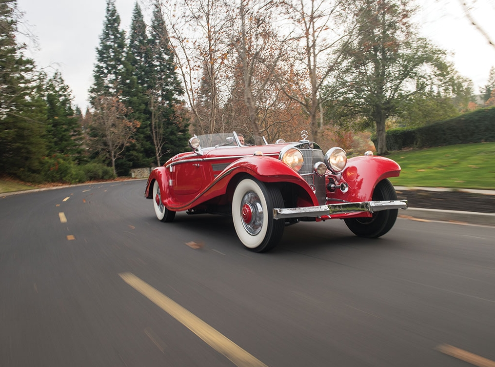 Mercedes-Benz 540 K Special Roadster 0016