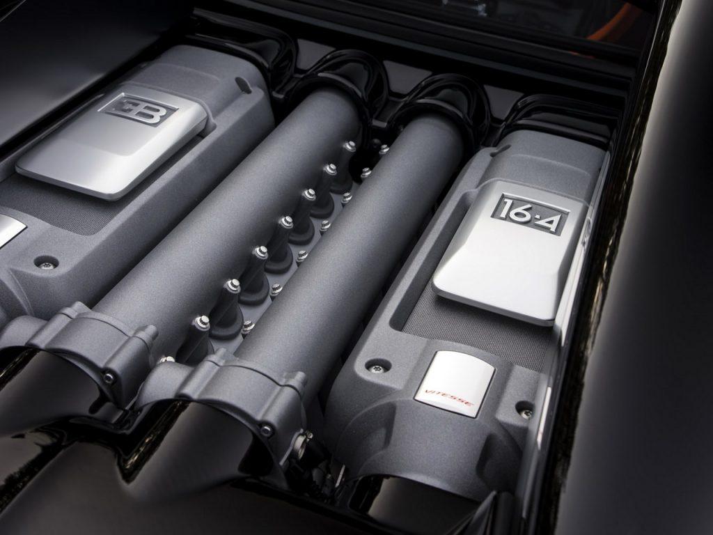 Bugatti Veyron Grand Sport Vitesse World Record Edition. Foto: Bugatti