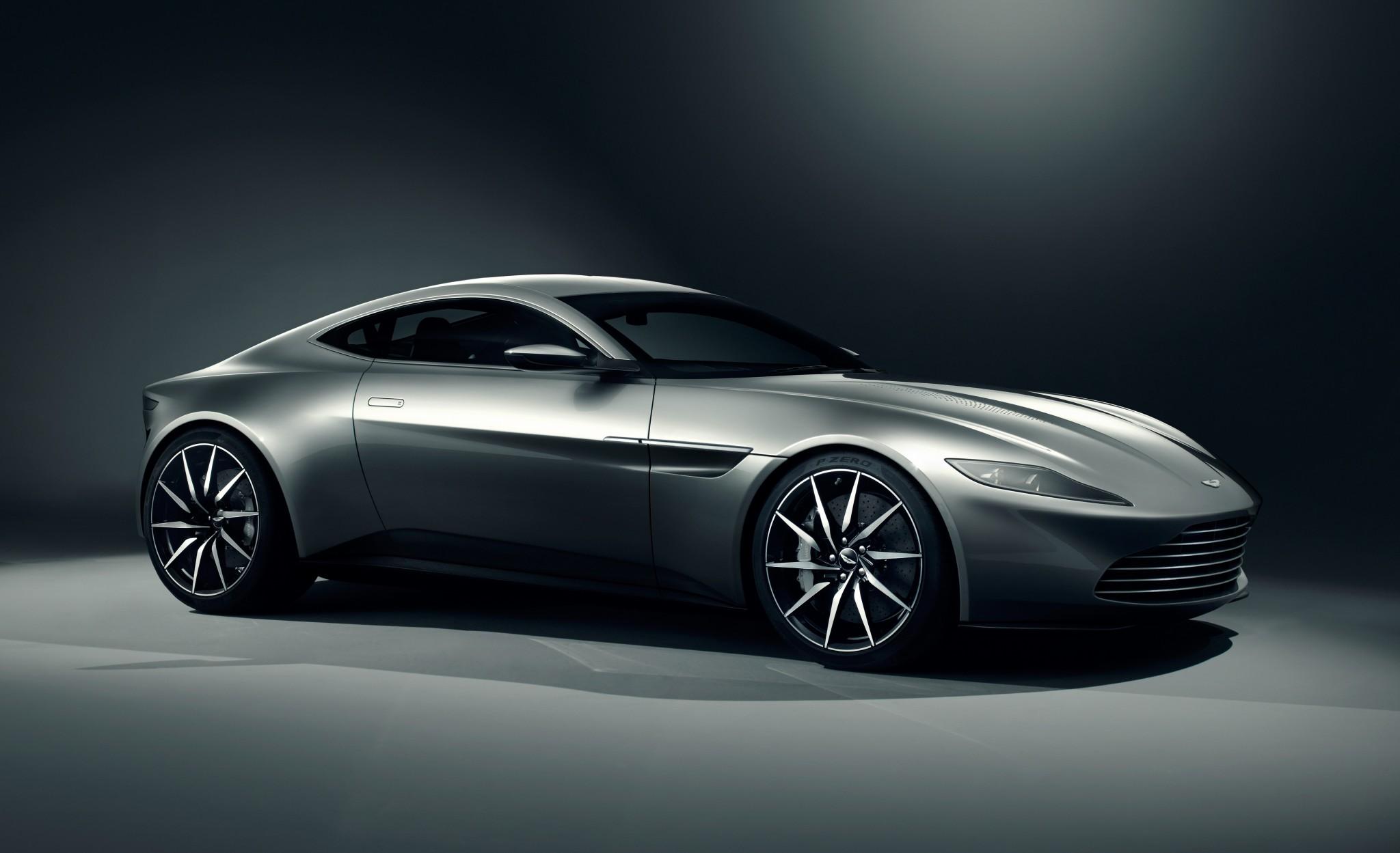 Met 3,4 miljoen euro is het een van de duurste Astons ooit. Foto: Aston Martin