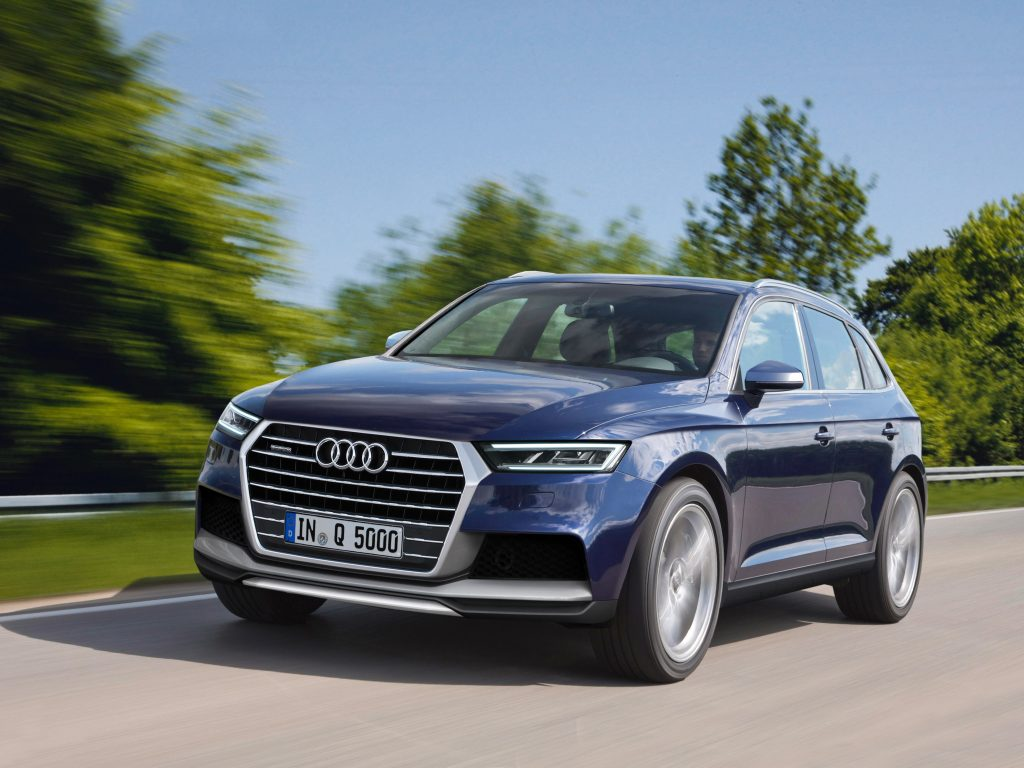 Audi Q5. Impressie: Schulte Design