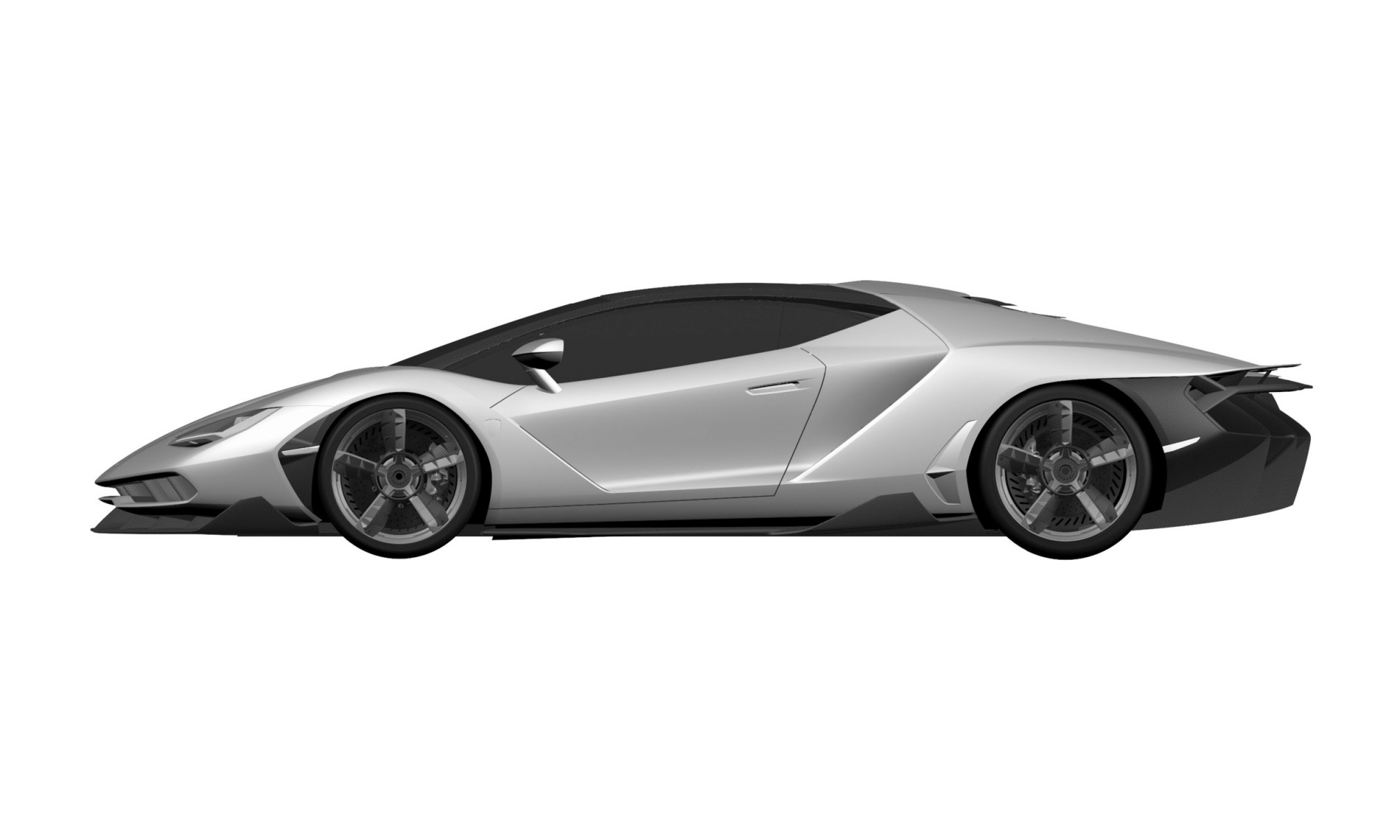 Lamborghini Centenario