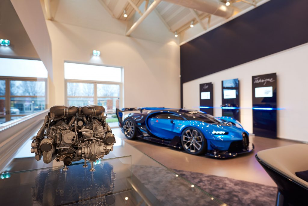 De nieuwe showroom in Leusden