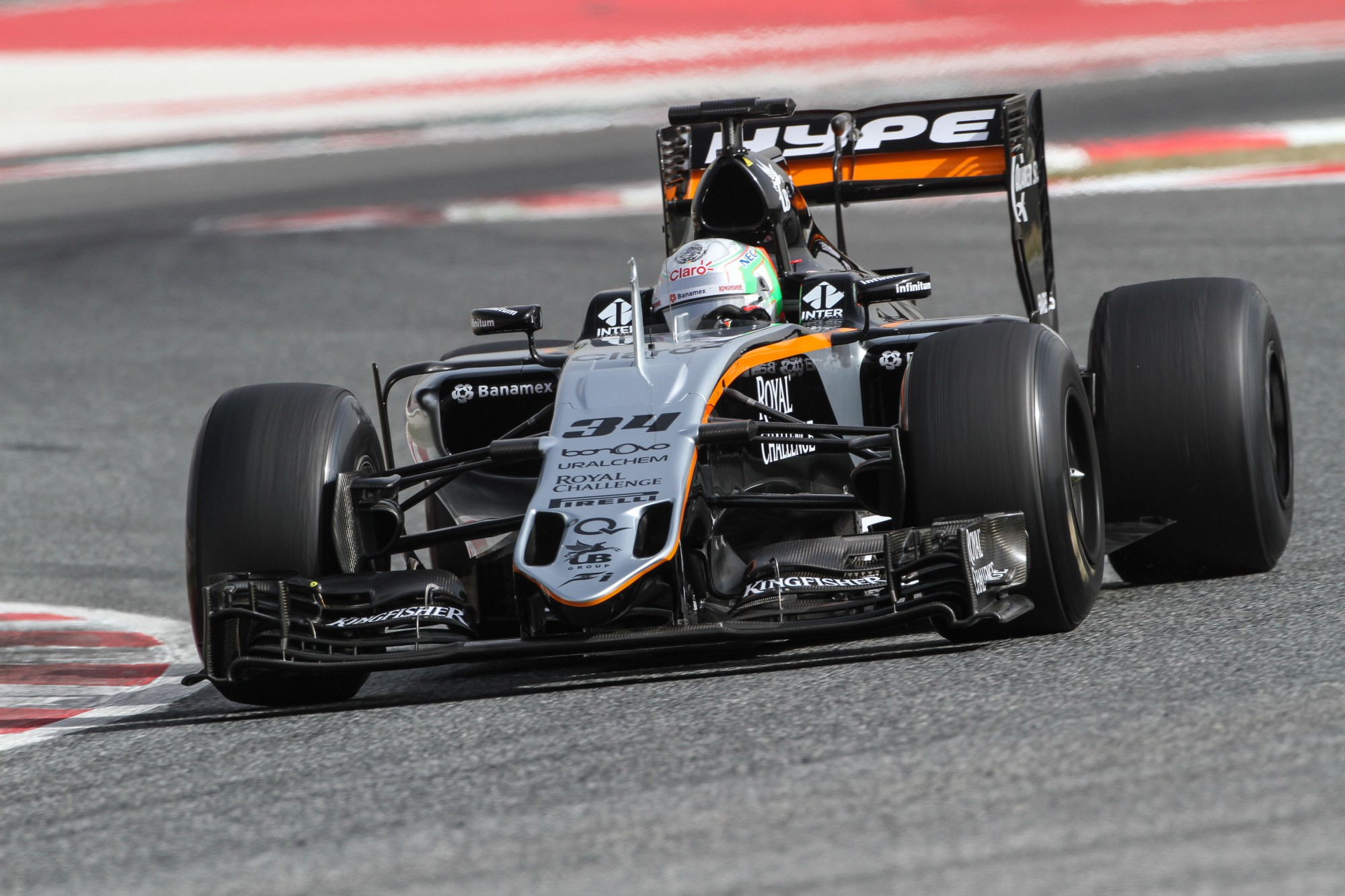 De Sahara Force India VHM09. Foto: Force India