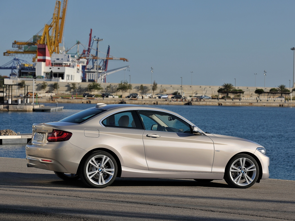 p bmw 2 coupe