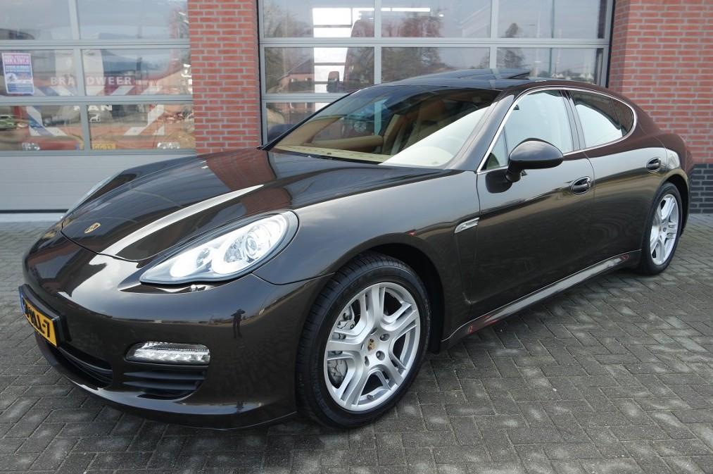 Porsche Panamera Balkenende