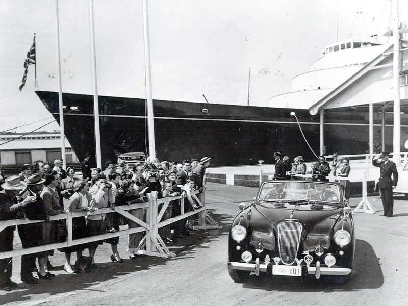 Lagonda Prince Philip. Foto: H&H