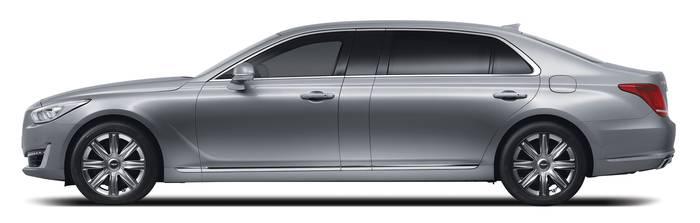 Hyundai Genesis Lang