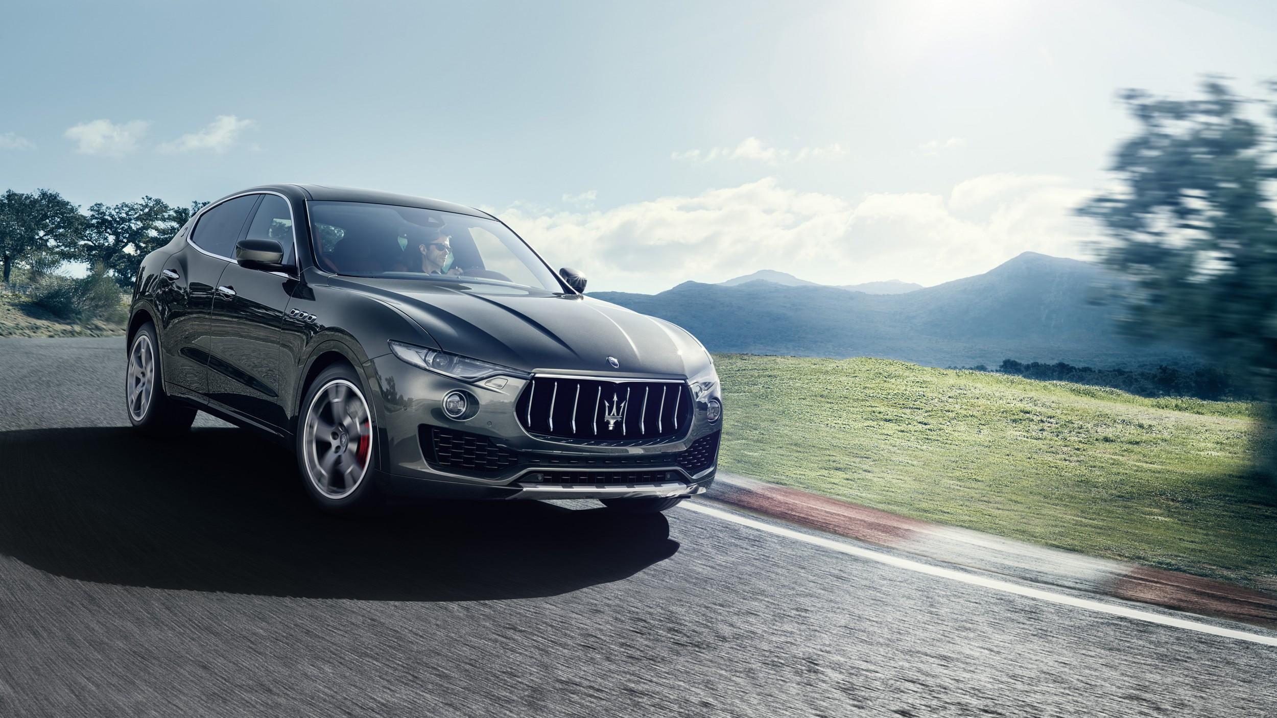 Maserati Levante - Autovisie.nl - 2