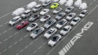 Mercedes AMG programma