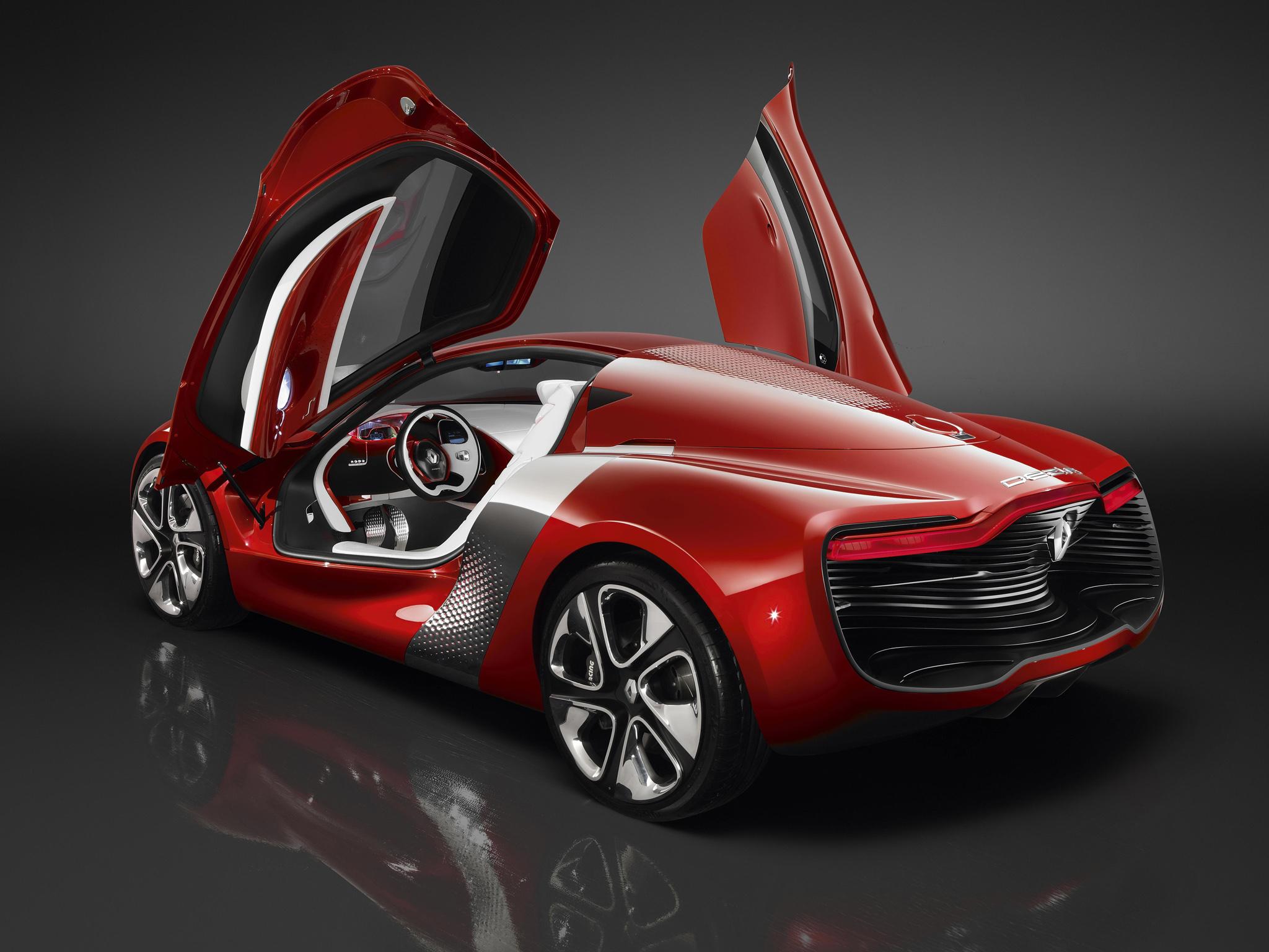 Renault DeZir Concept 2010