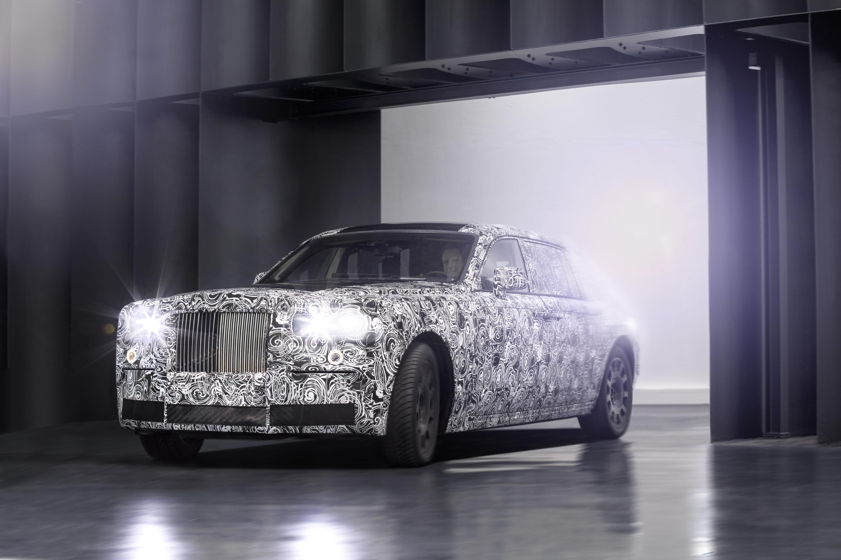 Rolls Royce Phantom d