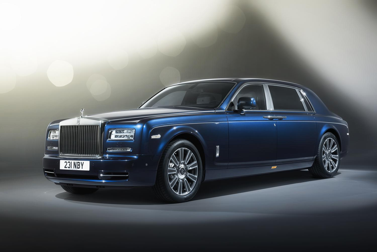Rolls Royce Phantom db