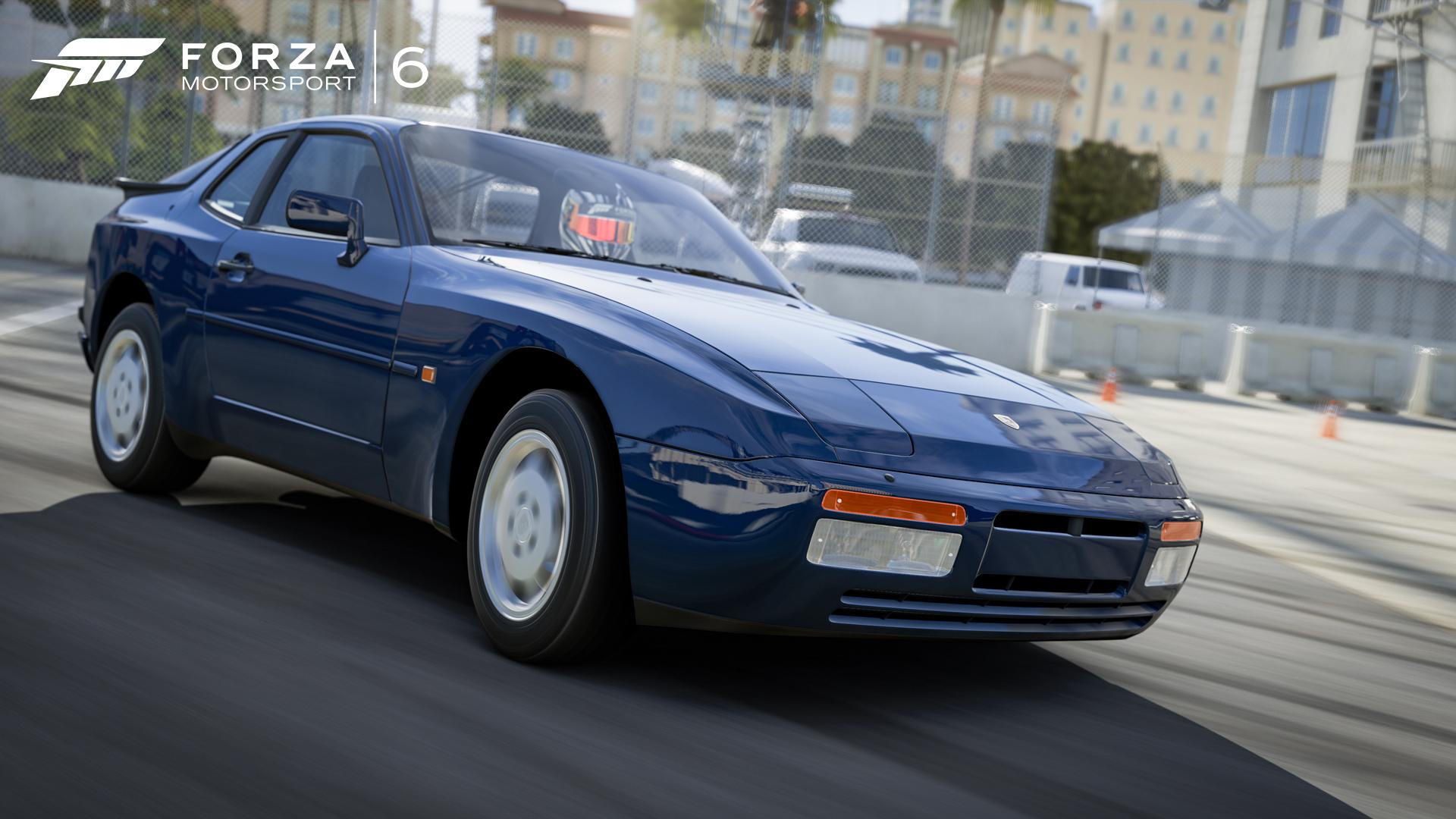 Porsche 944 Forza Motorsport 6
