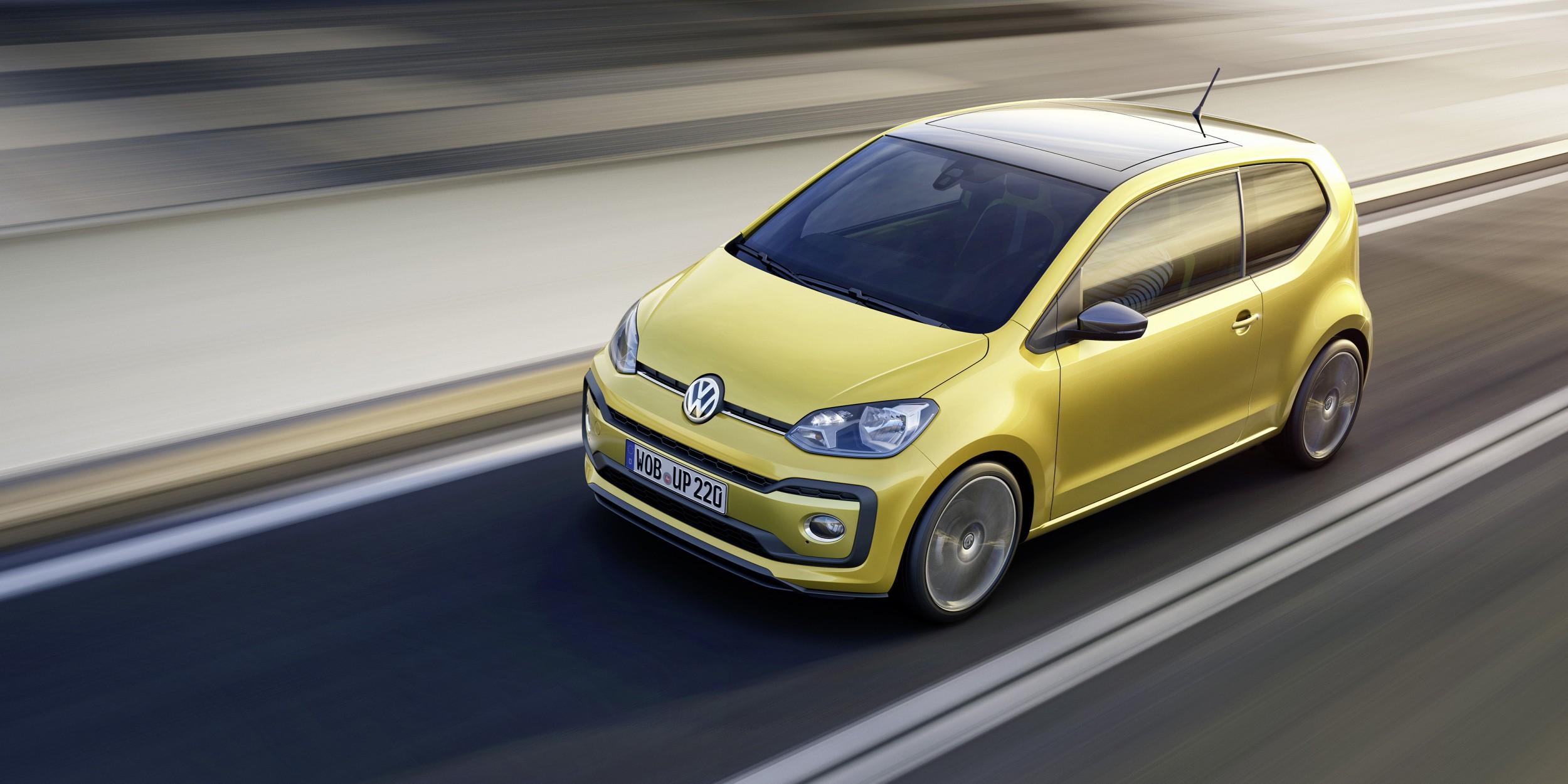 Vooral kleine auto's houden last van de nieuwe BPM tarieven...