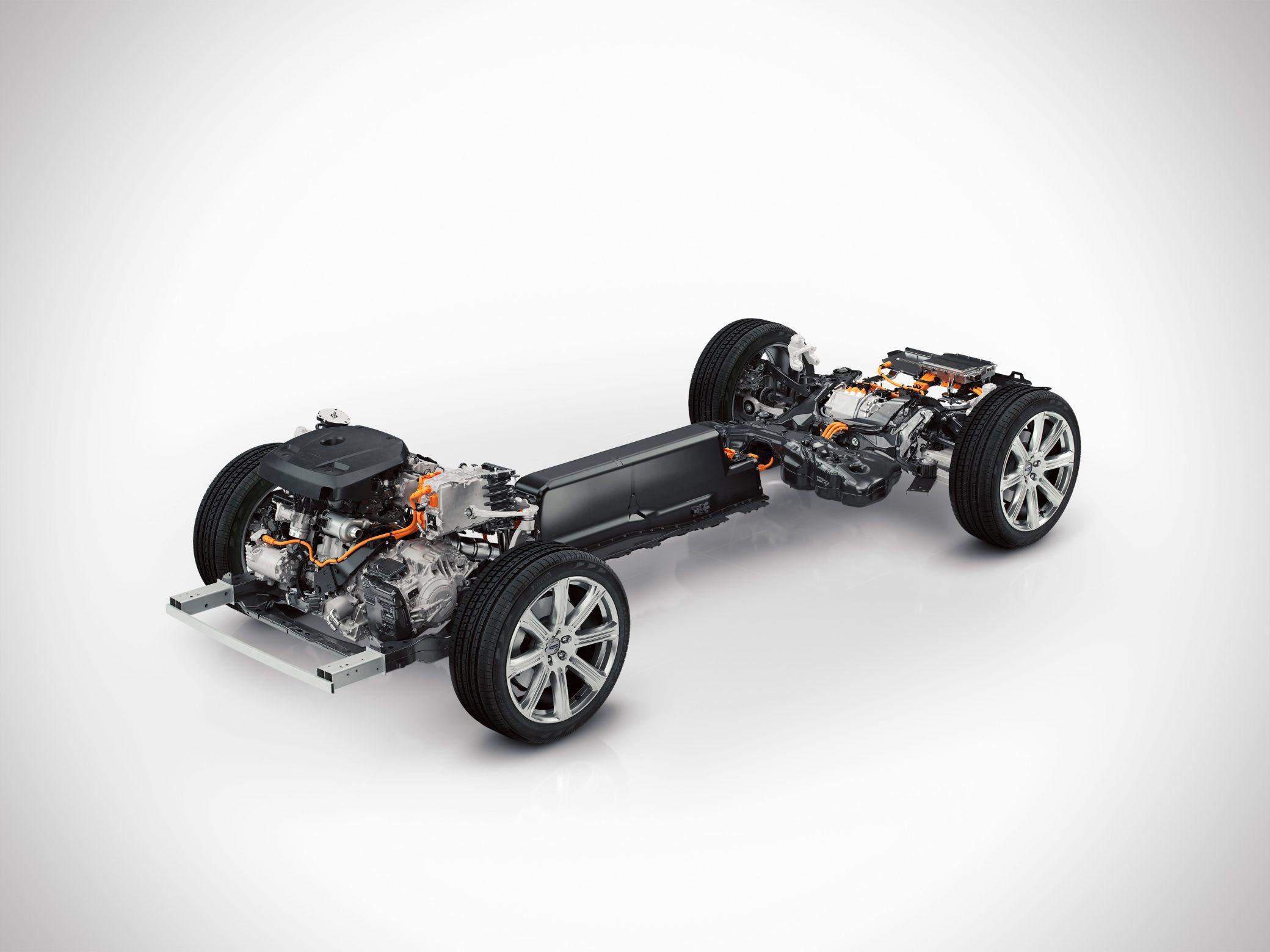 XC90 Twin Engine
