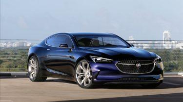 Buick Avista f