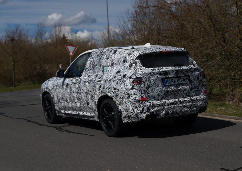 BMW X3, Foto Wilco Blok