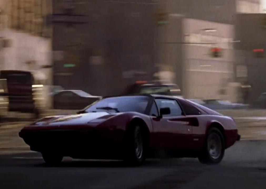 Ferrari 308 GTS - Beverly Hills Cop II - Autovisie.nl