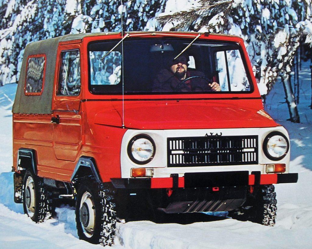 LuAZ-969 - Autovisie.nl