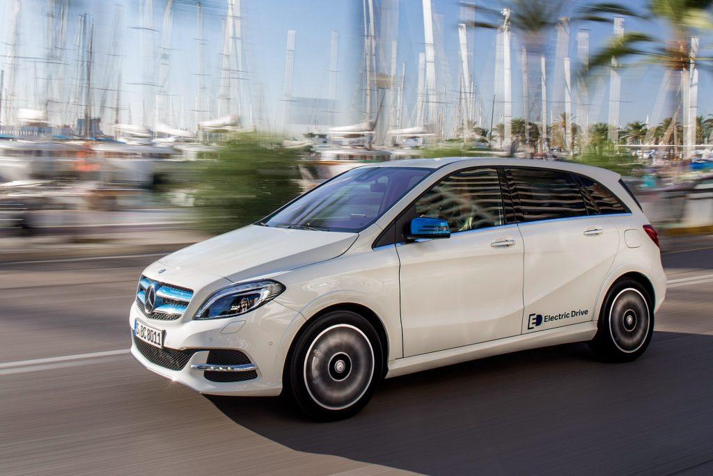 Mercedes-Benz B-Klasse Electric Drive