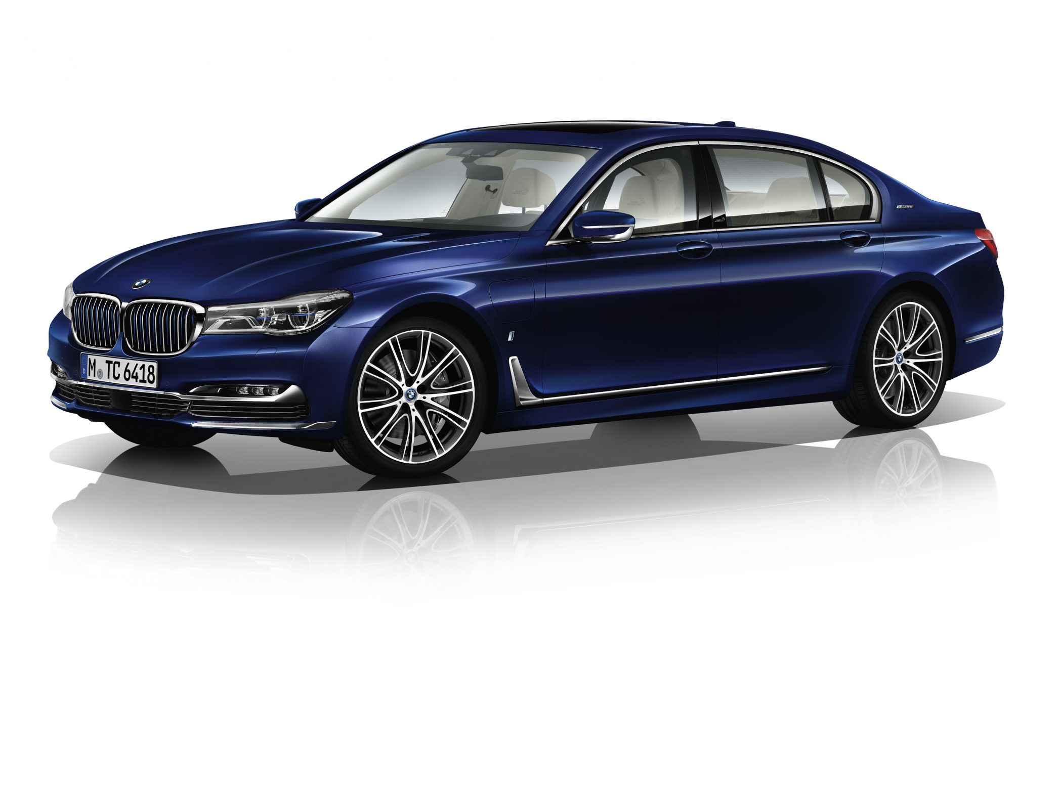 BMW 7 Serie Individual The Next 100 Years